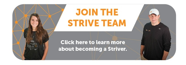 Click here to learn more about becoming a Striver